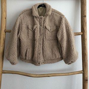 ⚡️ flash sale item⚡️ teddy bear jacket
